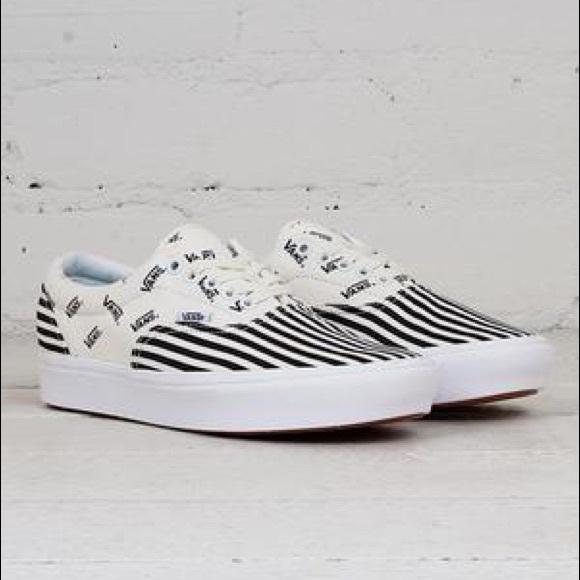 Vans Shoes | Comfycush Era Pinned Black